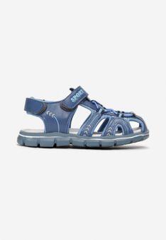 Niebieskie Sandały Corophaeia