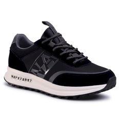 Sneakersy NAPAPIJRI - Late NP0A4ES60 Black 041