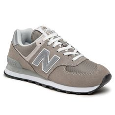 Sneakersy NEW BALANCE - ML574EGG Szary