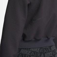 Kurtka sportowa granatowa Nike na wiosnę