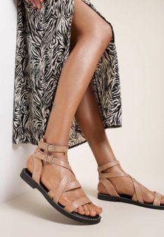 Różowe Sandały Cnassinix