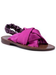 Pinko Sandały Glicine Sandalo. PE 21 BLKS1 1H20UG Y732 Różowy