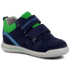 Sneakersy SUPERFIT - 1-006375-8000 S Blau/Grün