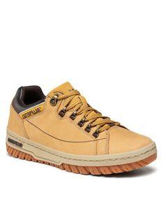 CATerpillar Sneakersy Apa P711588 Brązowy