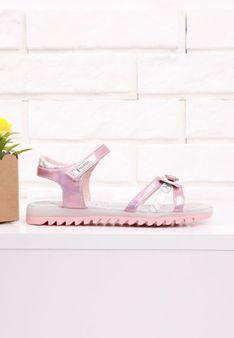 Sandałki różowe 1 Rufus