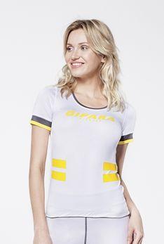 T-shirt biały