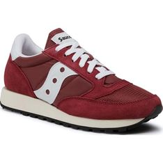 Buty sportowe męskie Saucony czerwony