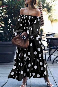 Sukienka PERLADA BLACK
