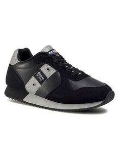 Blauer Sneakersy F0LILLI02/PUC S Czarny