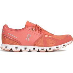 Buty sportowe damskie On Running płaskie sznurowane