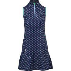 Sukienka Ralph Lauren granatowy