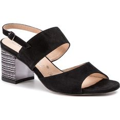 Sandały damskie Oleksy eleganckie