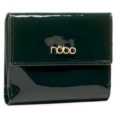 Mały Portfel Damski NOBO - NPUR-LI0021-C008 Zielony