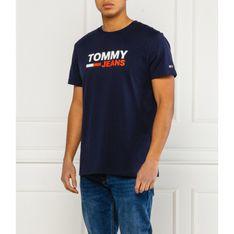 Tommy Jeans T-shirt TJM LOGO   Regular Fit