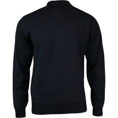 Granatowy sweter męski Mm Classic