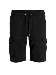 "Jack & Jones ""Sweat Shorts"" Black"
