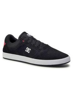 DC Sneakersy Crisis ADYS100029 Czarny