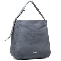 Torebka COCCINELLE - H62 Lea Suede E1 H62 13 02 01 Ash Grey Y75