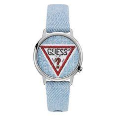 Zegarek GUESS - Originals V1014M1 BLUE/SILVER