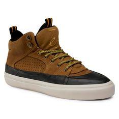 Sneakersy ES - Accel Explorer 5101000173200 Brown
