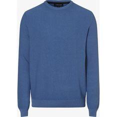 Sweter męski ANDREW JAMES  niebieski