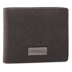 Duży Portfel Męski TRUSSARDI -  Wallet Credit Card 71W00136 B290