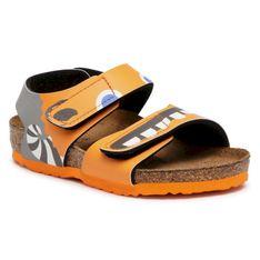 Sandały BIRKENSTOCK - Palu Kids Bs 1019095 Monster Orange