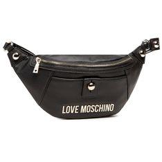 Saszetka nerka LOVE MOSCHINO - JC4024PP1CLB0000 Nero