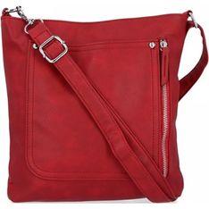 Torebka damska Bee Bag czerwony