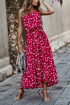 Sukienka LAURANA RED