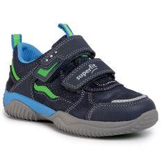 Sneakersy SUPERFIT - 1-006382-8010 M Blau/Grün