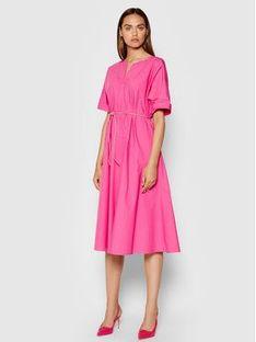 Imperial Sukienka codzienna ABTWBGV Różowy Regular Fit