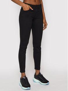 Wrangler Jeansy Skinny Fit Body Bespoke W28KLX023 Czarny Skinny Fit