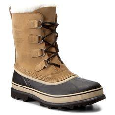 Śniegowce SOREL - Caribou NM1000 Buff 281