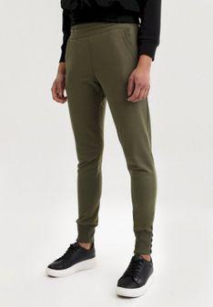 Khaki Spodnie Uhrlenne