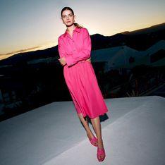 Mohito - Neonowa koszula Eco Aware - Różowy