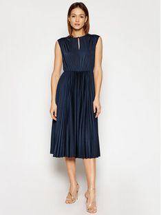 Marella Sukienka koktajlowa Broise 36210311 Granatowy Regular Fit