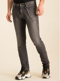 Emporio Armani Jeansy Slim Fit 6G1J06 1D6UZ 0005 Szary Slim Fit
