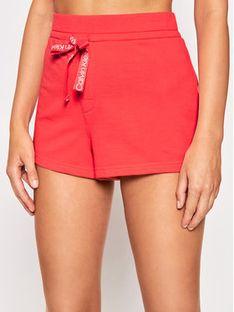 Calvin Klein Underwear Szorty piżamowe 000QS6704E Różowy