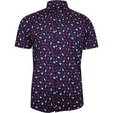 Koszula męska To-on z krótkimi rękawami