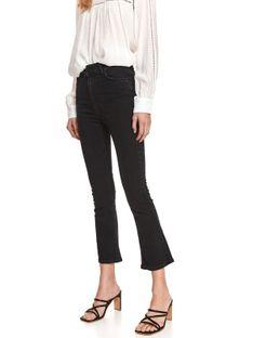 Spodnie 7/8 damskie rozszerzane