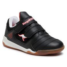 Sneakersy KANGAROOS - Miyard V 18694 000 5012 Jet Black/White