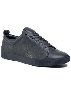 Hugo Sneakersy Zero 50414642 10220030 01 Granatowy