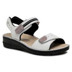 Sandały BERKEMANN - Leni 03102 Weiss 101