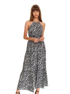 Sukienka damska z nadrukiem