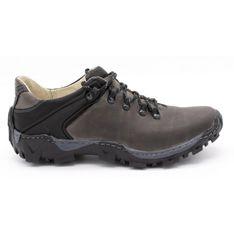 KENT Męskie buty trekkingowe 116 szare