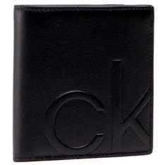 Mały Portfel Damski CALVIN KLEIN - Trifold 6cc W/Coin K50K506754 BAX