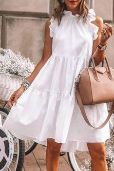Sukienka NADIA WHITE