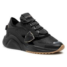 Sneakersy PHILIPPE MODEL - Eze EZLD GM02 Noir