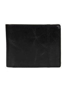 Klasyczny skórzany portfel